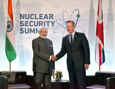 PM Modi receives the Seoul Peace Prize