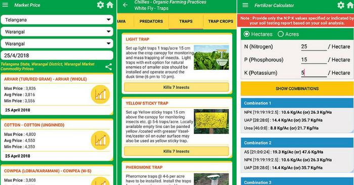 NaaPanta app helps farmers get better yield