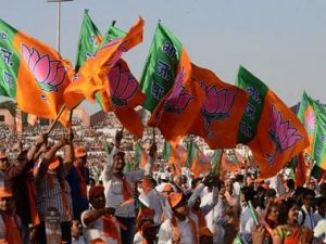 BJP starts massive manifesto drive