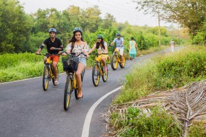Explore Goa with e-bikes
