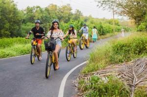 Explore Goa with e-bikes
