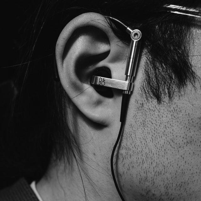 Beware of earphones