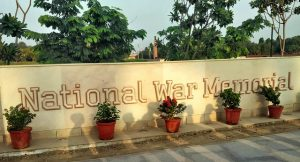 Facts about National War Memorial