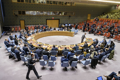 UNSC to take up Ban on Masood Azhar