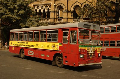 Mumbaikars can track arrival of buses with Indicators