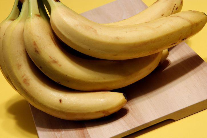 Health benefits of overripe bananas