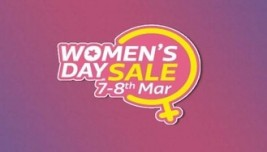 Flipkart's Women's Day Offers