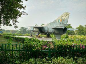 Abhinandan deployed outside Srinagar