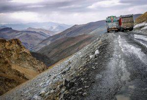 Civilian traffic ban on J&K Highway