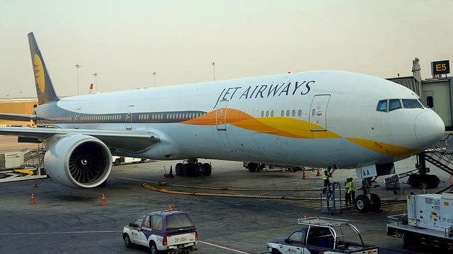 Jet Airways cancels all international flights