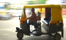 Self-less services of an auto driver
