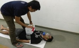 Low-cost Portable CPR can save lives