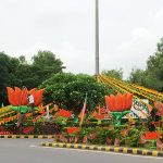 Lotus blooms again, BJP to retain power