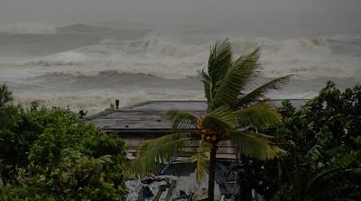 Effect of Cyclone Fani in Odisha