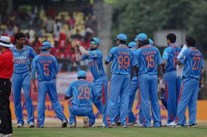 India Men's Cricket Team Heads to England