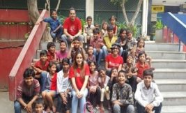 Bucket List instills hope in street kids