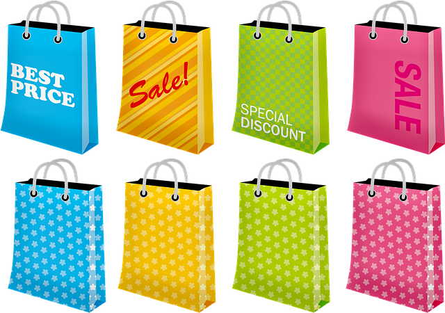 Can shopping malls charge for carry bags