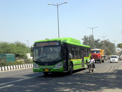 AAP announces free public transportation to women