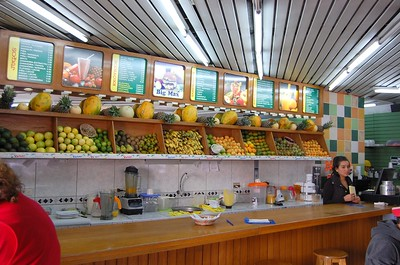 Hygiene rules for fruit juice stalls