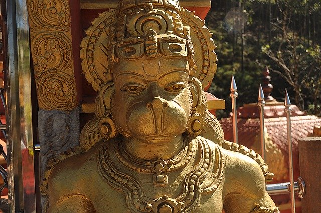 Magic water in this Hanuman temple has healing powers