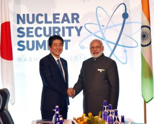 PM Modi meets world leaders in Japan