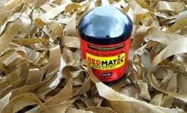 Redmatic fireball can douse fire in seconds
