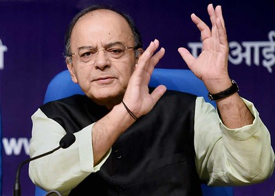 Single rate GST not possible: Arun Jaitley