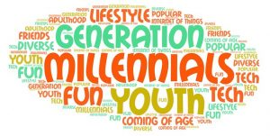 Goals of Millennials are changing