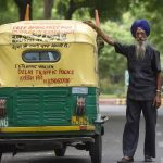 This man runs Auto Ambulance in Delhi