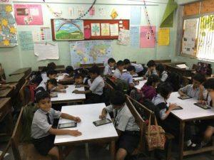 mGuru helps improve literacy and numeracy