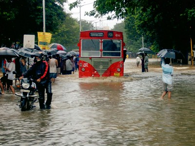 Mumbai Rains: Main Runway closes in Mumbai Airport