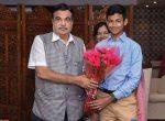 12-year young innovator from Maharashtra