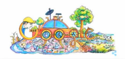 Doodle for Google Contest for Children's Day