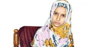 Girl translates Gita into Urdu