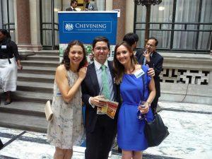 Chevening Scholarships to study in UK
