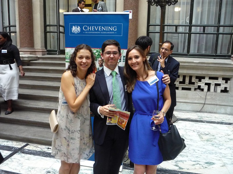 Chevening Scholarships to study in UK