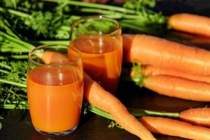 Different Vegetable Juices for health