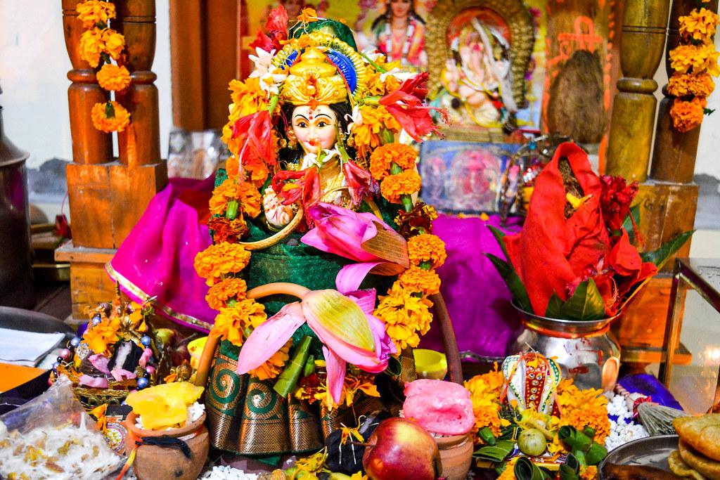 Lakshmi Kubera Pooja to flourish