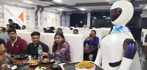Robot Restaurants to improve customer experience