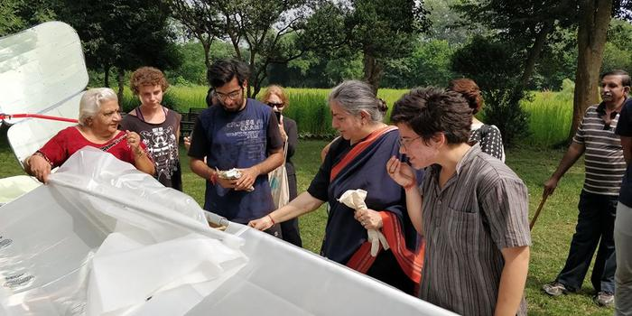 Solar Dryer helps farmers boost their income