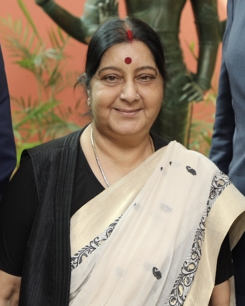 Lesser known facts about Sushma Swaraj