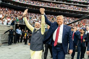 Highlights of Howdy Modi event