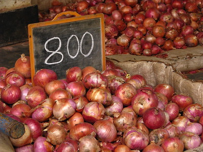 Government bans onion export
