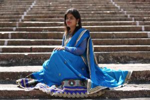 No hurdles can stop Shravya's songs