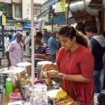 Mumbai Couple sets up breakfast stall for their cook