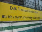 Free bus rides for women in Delhi buses