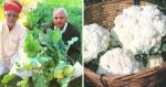 72-year old farmer receives Padma Shri