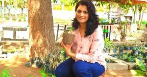 Gujarat woman designs grow your own kit of veggies