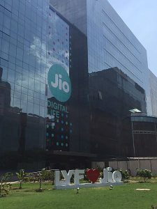 Jio's view on IUC review of TRAI
