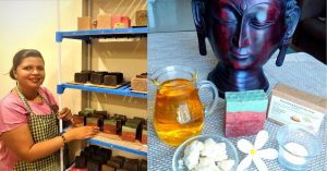 Mumbai woman makes soaps with ghee
